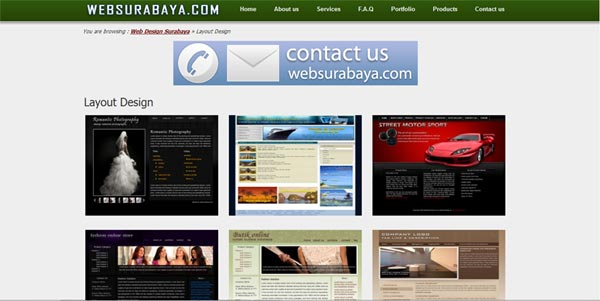 jasa web design websurabaya.com